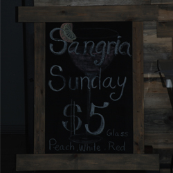 Sangria Wine for Sunday
